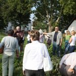 Guided tour throught  the Diversity Garden of Bio Forschung Austria