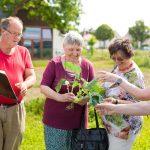 KWP zu Besuch im Garten der Vielfalt